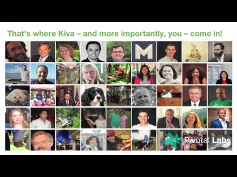 Kiva: Reimagining a Financial System Based on People – Jonny Price, Kiva