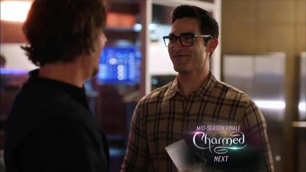 Elseworlds Part 1 Team Flash meets Superman, Barry and Iris talk