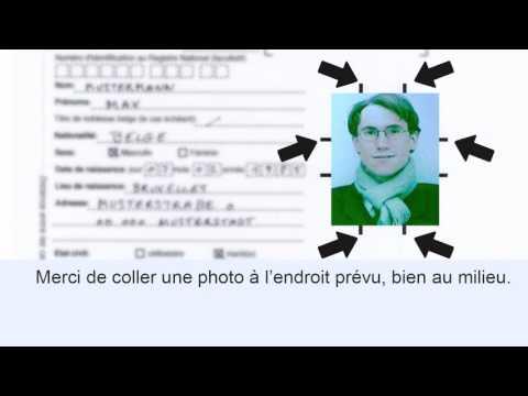 Comment obtenir une nouvelle carte d'identité en tant que Belge en Allemagne?