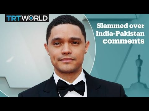 Trevor Noah slammed for comments on India-Pakistan tensions Mp3