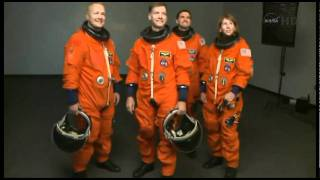 Space Shuttle STS-135 Tribute