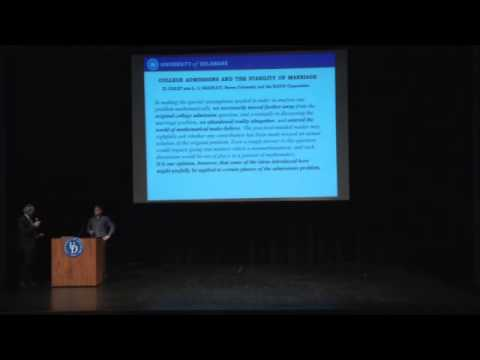 2012 Nobel Prize Lecture -- Economics