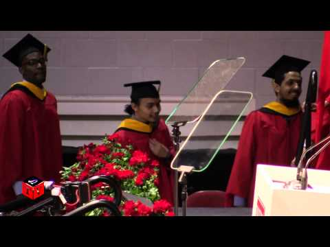 Commencement Ceremony May 2015 - Boston University Metropolitan College