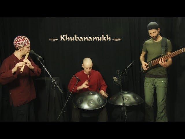 Kuckhermann-Metz-Nadishana trio - *Khubananukh*