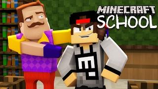 Minecraft School - THE NEW HEADMASTER MAKES THE BULLY OUR TEACHER!