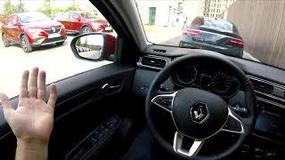 Взял Renault Arkana - хлопаю дверью, тыкаю в бардачок!