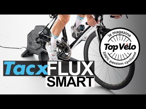 Image de la vidéo Essai Home Trainer Tacx Flux Smart : Silence et connectivité !