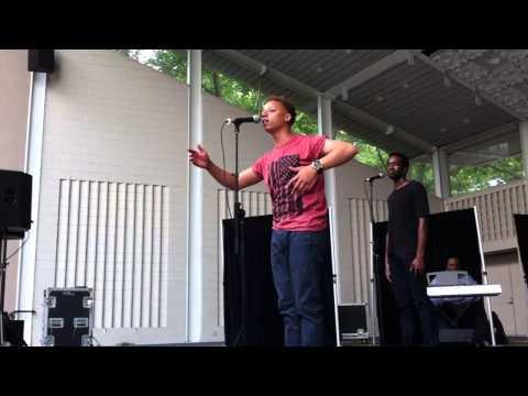 Najee Omar | Harlem Arts Festival 2013 (Part 2)