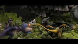 Alexander Rybak - How to train your dragon 2 Trailer (norwegian version)