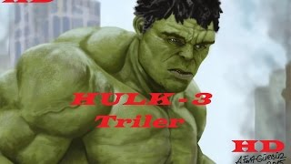 Hulk 3 UP Coming OFFICIAL TRAILER- (2017) [HD]