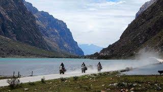 Motorcycle World Tour, Episode 28 - Ecuador and Peru