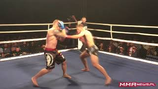 GSW 9: Kacper Koziorzębski vs Adam Ugorski [NOKAUT]