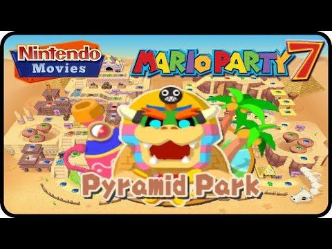 Mario Party 7 - Pyramid Park (Multiplayer)