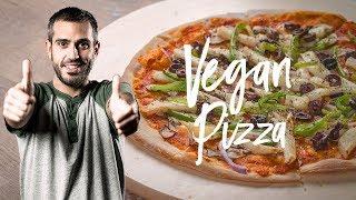 Vegan pizza | Μη Μασάς by Giorgos Tsoulis