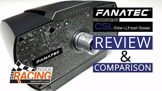 Baixar - Fanatec Csl Elite Wheel Base Review Comparison To Thrustmaster Tx And Fanatec Csw V2 Grátis