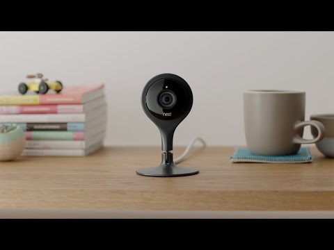 Get Peace of Mind With a Nest Cam