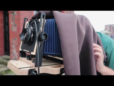 Liverpool In Large Format | Intrepid 4x5 | With Alexander John