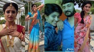 கவர்ச்சியில் கலக்கும் Sathya Serial Ayeesha Part 2 Latest Tamil Tik Tok Dubsmash