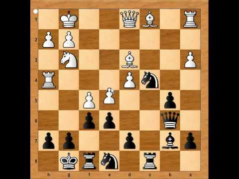 Nimzo Indian Defense: Geller vs Euwe - Zurich 1953