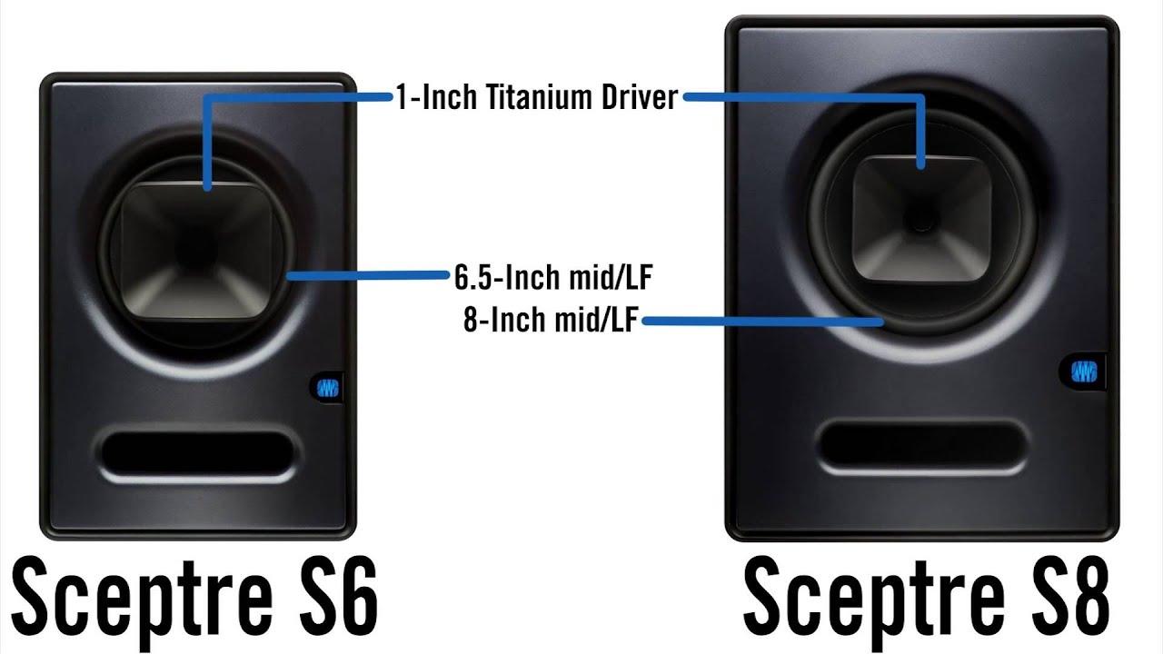 PreSonus Sceptre S6