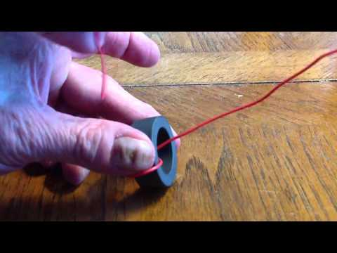 how to build a toroid generator