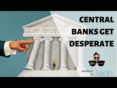 Central Banks Losing Power | RBC Bank To Sell Bitcoin? | Sats Back With Alibaba & AirBNB