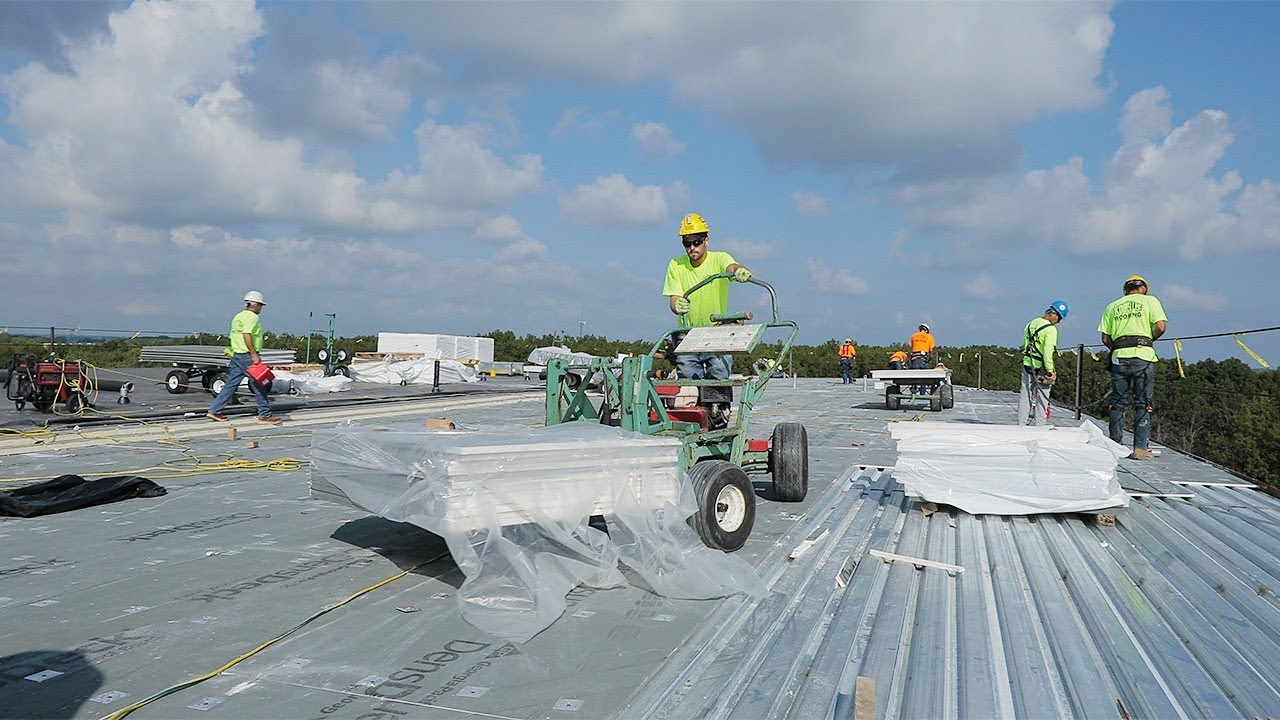 Korellis Roofing Employment