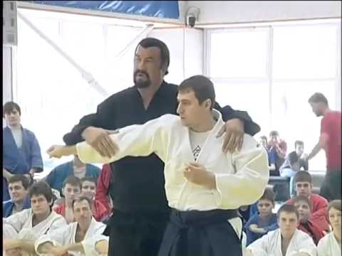 Видео урок по айкидо для начинающих