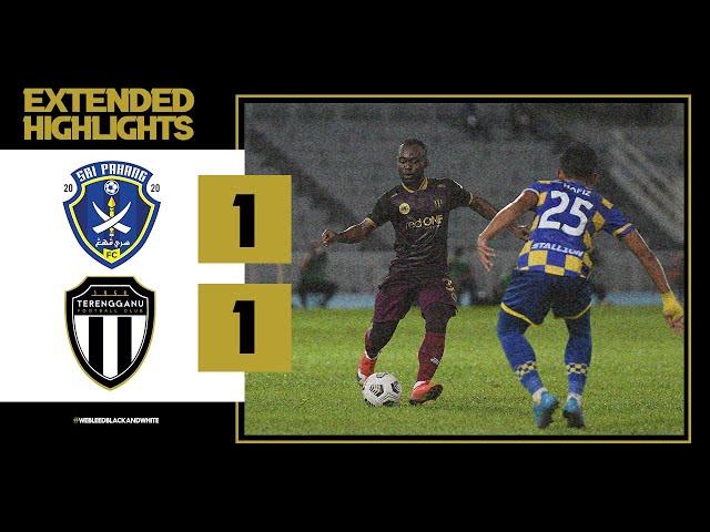 EXTENDED HIGHLIGHTS | SRI PAHANG FC vs TERENGGANU FC