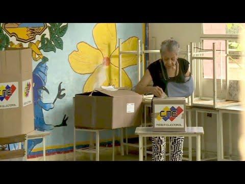 Präsidentschaftswahl in Venezuela im Zeichen der Krise