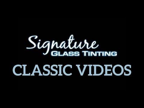 VW Euro Van Winow Tint