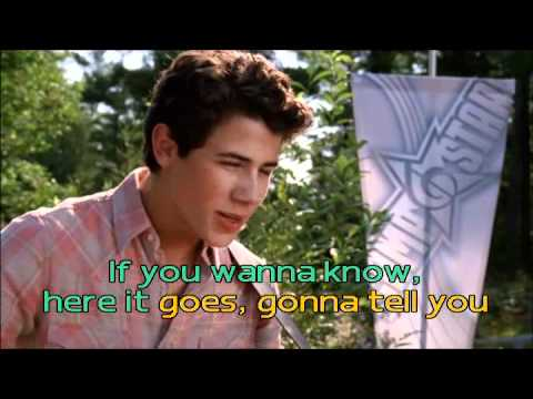 Nick Jonas - Introducing Me Rock Along HQ
