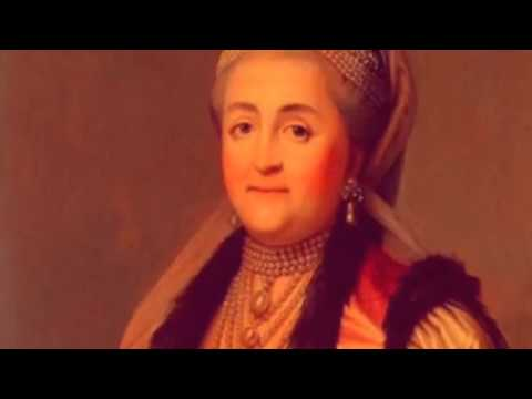 Catherine The Great of Russia 2016 Campaign Commercial