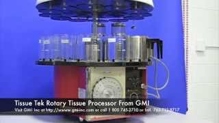 Tissue Tek RX11A Rotary Tissue Processor