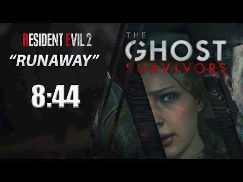 "Resident Evil 2 | Ghost Survivors Walkthrough | ""Runaway"" 8:44"