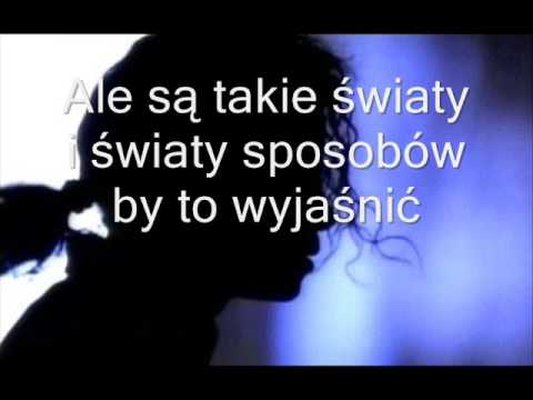 Michael Jackson - Speechless tłumaczenie PL