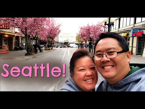 Day in Seattle!