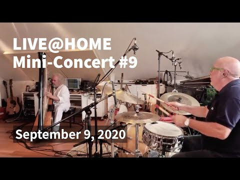 Andreas Vollenweider - LIVE@HOME Mini Concert 9