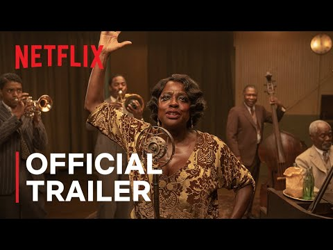 Ma Rainey's Black Bottom trailers