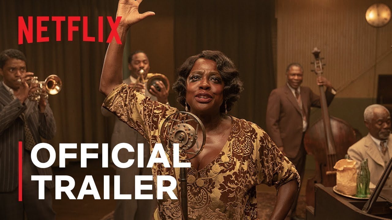 NEW ON NETFLIX: Ma Rainey's Black Bottom | Official Trailer | Netflix