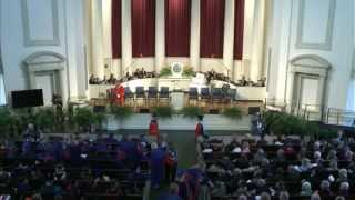 Inauguration Ceremony of Chancellor Kent Syverud