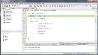 Programming tutorials part 1 install mplab ide hitech c compiler