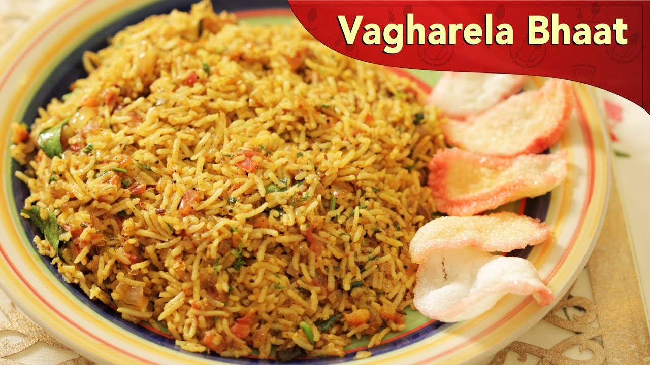 Vagharela bhaat recipe stir fried rice from leftover rice vagharela bhaat recipe stir fried rice from leftover rice gujarati cuisine cook book forumfinder Images