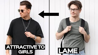 How To Improve Your Style - Mens Fashion Lookbook Spring 2019