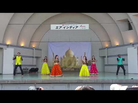 Aashiq Surrender Hua | Love Indian Dance School | Monika Choreography | Namaste India 2017 ナマステインディア