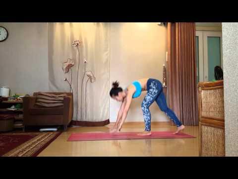 Handstand how to fall - tập chuối tay 6 và các cách ngã