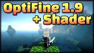 Minecraft 1.9 OptiFine + Shaders | Download + Installation