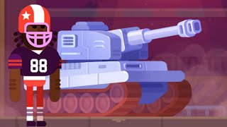 Tank Stars Gameplay IOS
