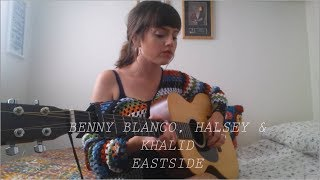 Benny Blanco, Halsey & Khalid - Eastside - Cover