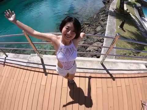 Trip to Palau! Happy honey moon! 帛琉的超棒旅行,超難得的海豚影片~